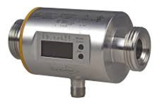 "1"" SM8000 Flowmeter Image Young Calibration"